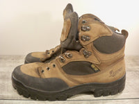 "Danner ""Polaris Brown"" Hiking Mountaineering Stomper Leather Boots Men's Size 10"