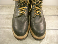 "9"" Red Wing Men's 2218 Loggermax Logger Lineman Boomer Leather Steel Toe Boots Size 13"