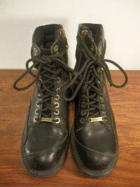 Harley-Davidson Casper Leather Women's Motorcycle Riding Biker Soft Toe Boots Size 8.5