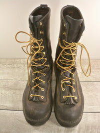 Danner Flashpoint II 18100 Fire-Fighting Leather Men's Wildland Soft Toe Boots Size 8.5