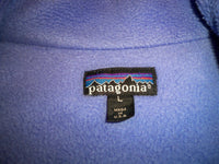 Patagonia Vintage Forest Green Jacket Men's Fleece Lined Coat Made in USA Size L