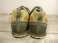 Men's Patagonia Huckleberry Juniper Green Leather Hiking Stomper Shoes Boots Size 12