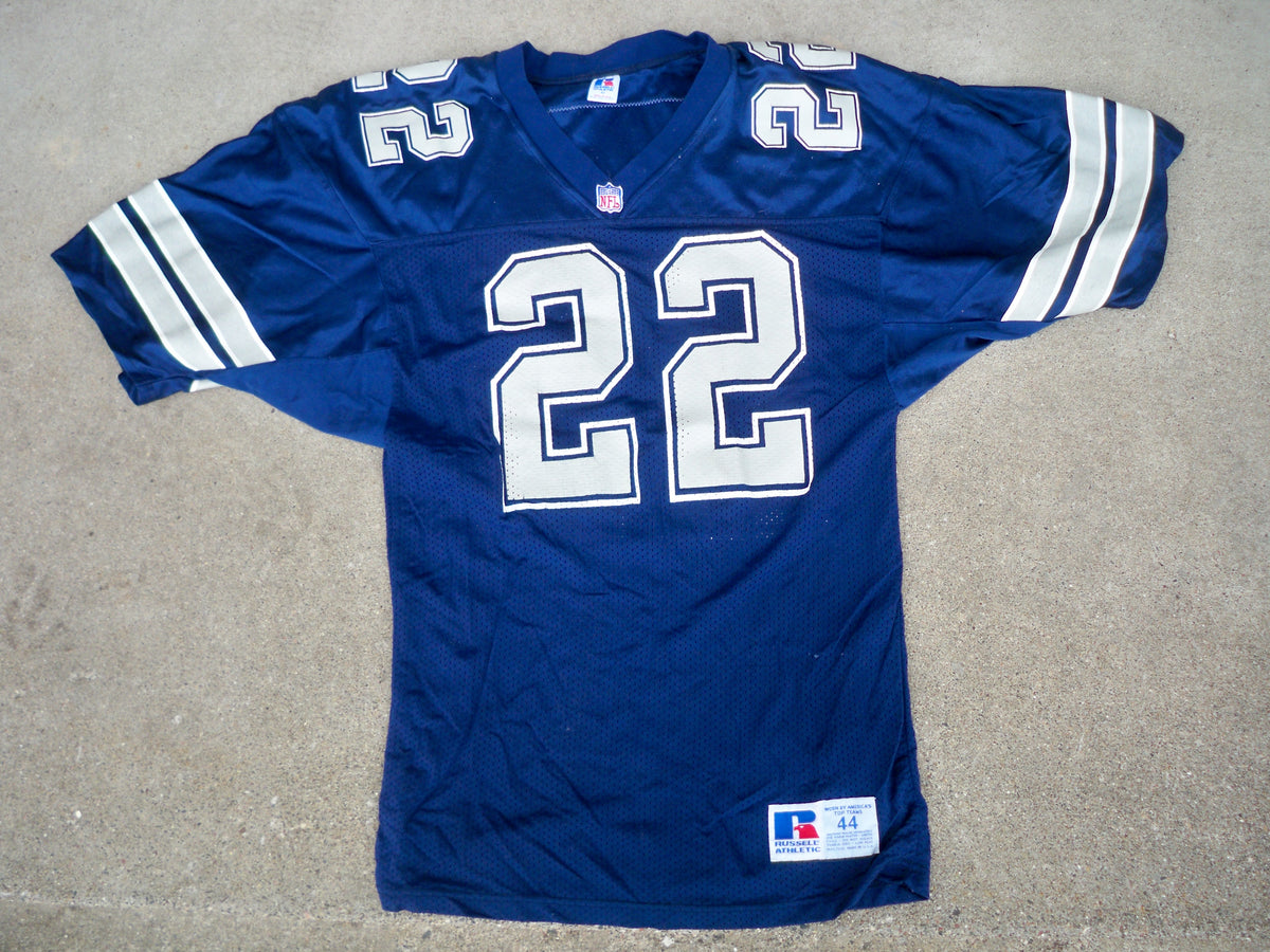 sale retailer 20a24 49763 Vintage 90s Russell Athletic NFL Dallas Cowboys Jersey ...