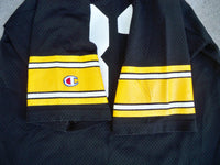 Vintage Champion Pittsburgh Steelers Heath Miller NFL Football Jersey Uniform Size Large