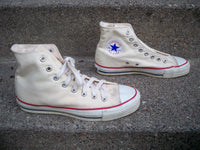 Vintage Converse All Star Chuck Taylor Men's High Top Sneakers Size 7