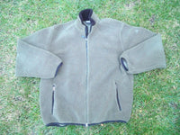 Nike ACG Vintage 90's Men's Sherpa Fleece Zip Up Pile Jacket Coat Size Large