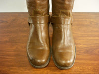 Frye #76850 Phillip Harness Riding Tall Riding Leather Women's Boots Size 8