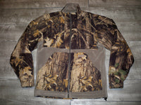 Columbia Waterproof Timberwolf Camoflauge Camo Hunting Jacket Men's Small