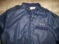 Rare Vintage Military Navy MK-13 Souvenir Coat Jacket (Patch) Size Large