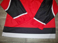 Vintage SCSU OT Sports College Hockey NCAA Jersey Stitched Uniform Size Adult XL