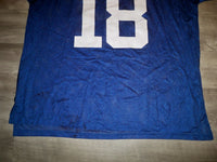 Reebok Peyton Manning HOF Uniform Football Jersey Indianapolis Colts Size XXL