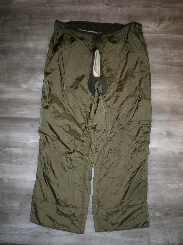Vintage Vietnam War M1951 Mohair Field Liner US Army Field Pants Trousers Size Long Medium