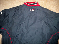 RARE MAJESTIC AUTHENTIC 9/11 2001 SEASON MINNESOTA TWINS JACKET IN SIZE MEDIUM