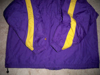 Vintage Puma Minnesota Vikings NFL Starter Football Parka Jacket Coat Men's Size 2XL