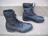 Lehigh Thinsulate Insulation Chopper Biker Work Leather Mens Steel Toe Boots 7.5