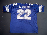 Vintage Logo Athletic Emmitt Smith Dallas Cowboys NFL Football Jersey Uniform XXL