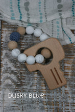 Wooden Key Ring Teether