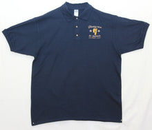 Load image into Gallery viewer, Men's Friendly Son Polo Shirt - Navy