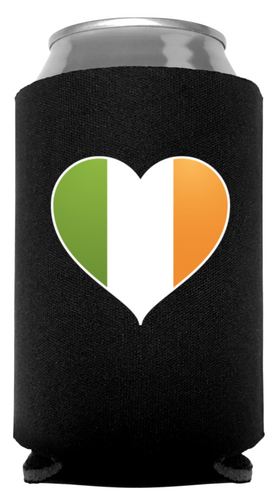 Empty Pubs Full Hearts Beer Koozie - With Your First Beer on Us!