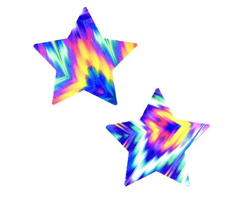 Aztec Rave UV Starry Night Nipztix Pasties