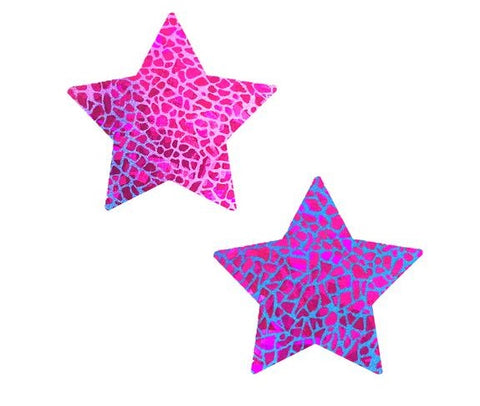 Eragon UV Holographic Starry Nights Pasties