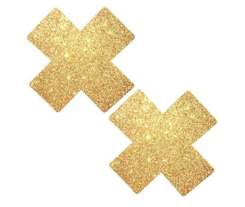Gold Fairy Dust Glitter X Factor Pasties