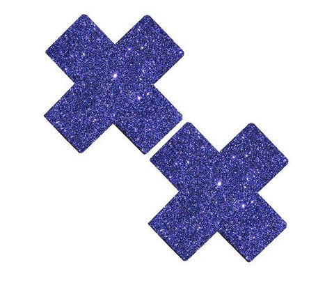 Purple Rain Glitter X Pasties