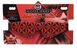 Crimson Tied Collection Blind Fold Full Black Out