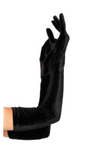 Stretch Velvet Opera Gloves