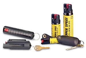 Pepper Spray Eliminator