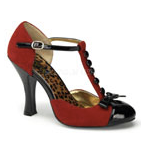 Pleaser Pin Up Pump