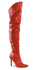 Pleaser High Knee Boots