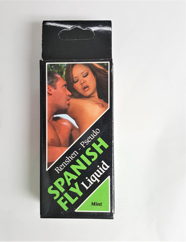 Spanish Fly Liquid Enhancer Mint 1 oz