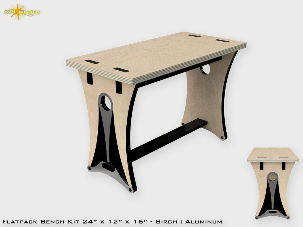 Flat Pack Bench Products