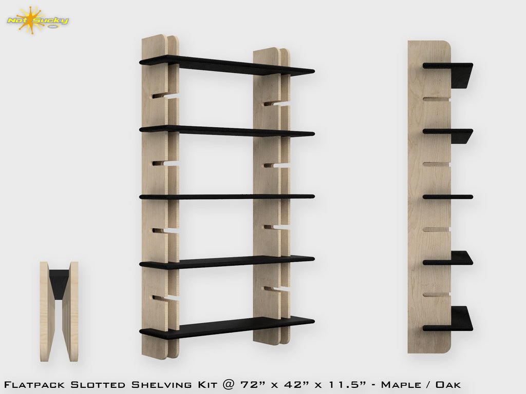 Flat Pack Book Shelf Products