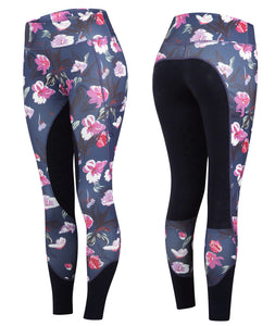 VIVID Riding Leggings - Fleur