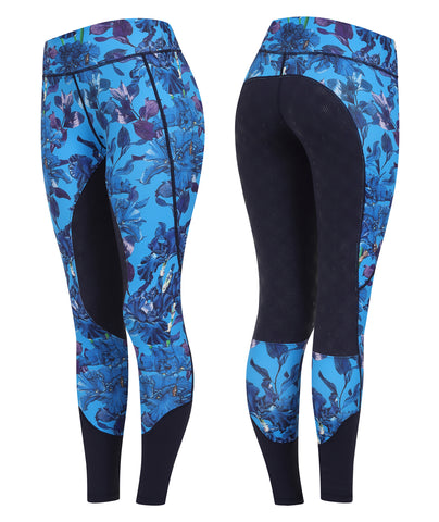VIVID Riding Leggings - Iris