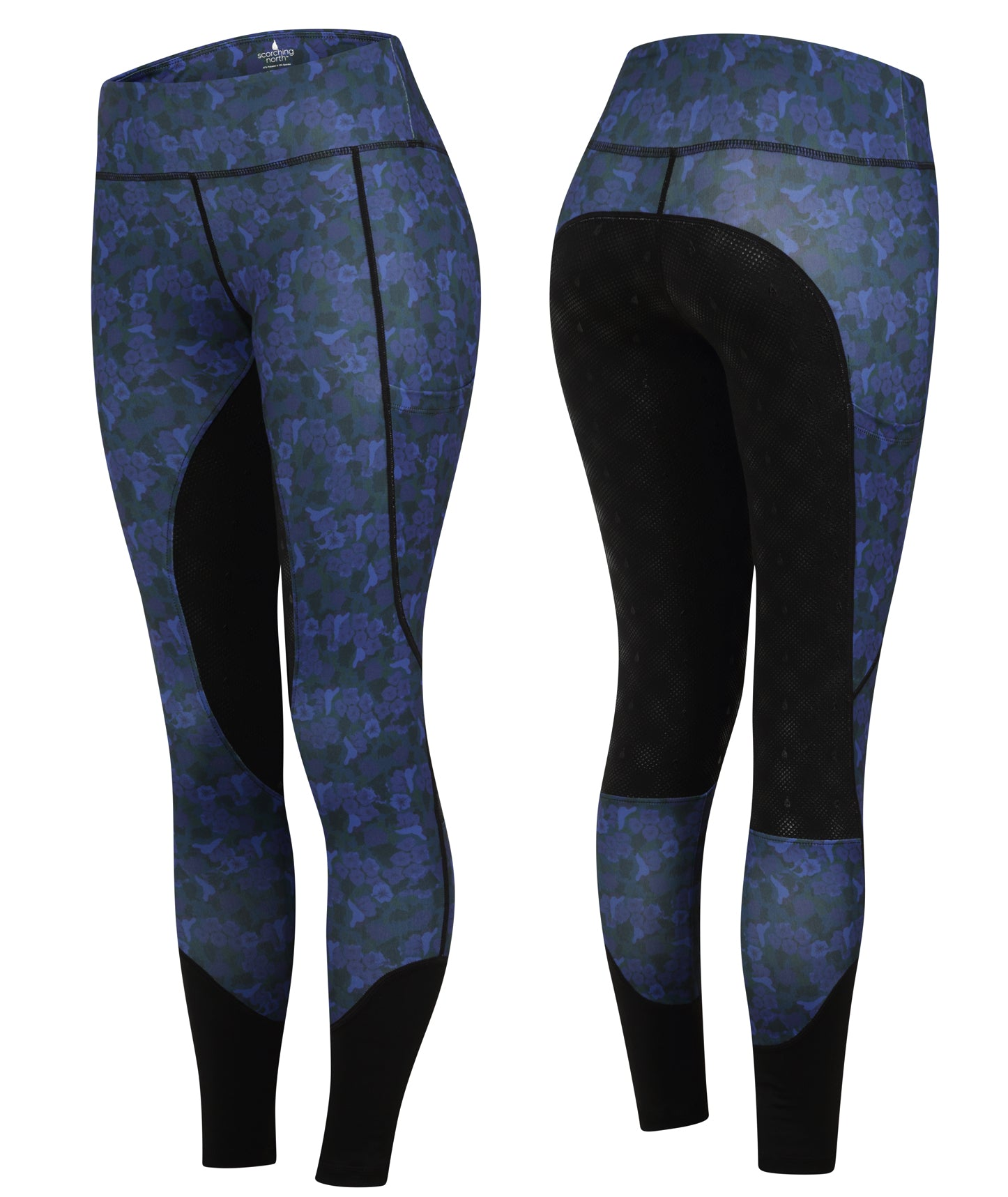 VIVID Riding Leggings - Midnight