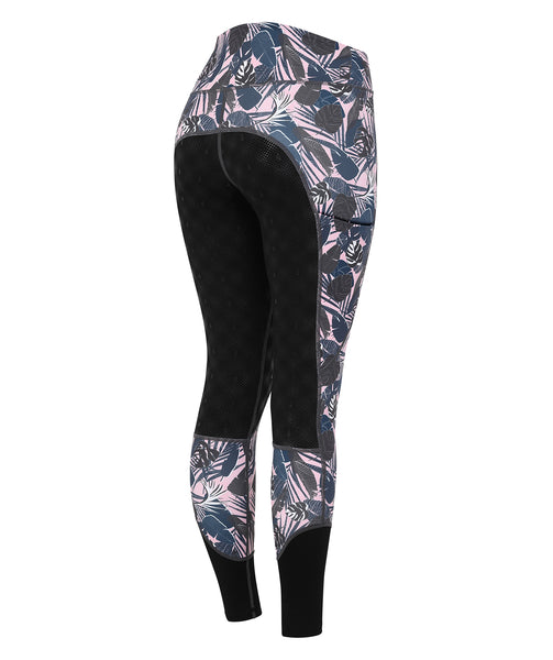 VIVID Technical Riding Leggings - Tropical