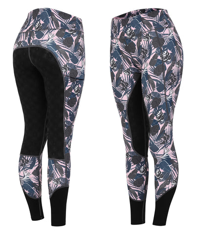 VIVID Riding Leggings - Tropical