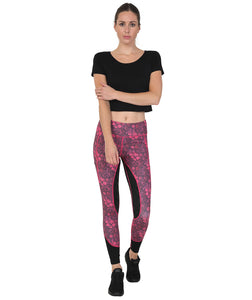 VIVID Technical Riding Leggings - Bouquet