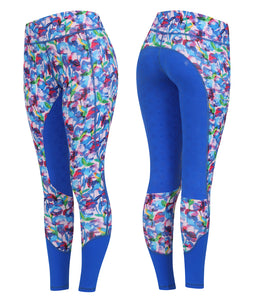 VIVID Riding Leggings - Wildflowers