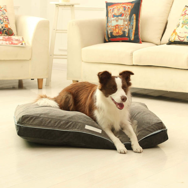 Laifug Double-Side Pet/Dog Bed with Removable Washable Cover