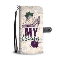 My Escape Reading Wallet Case