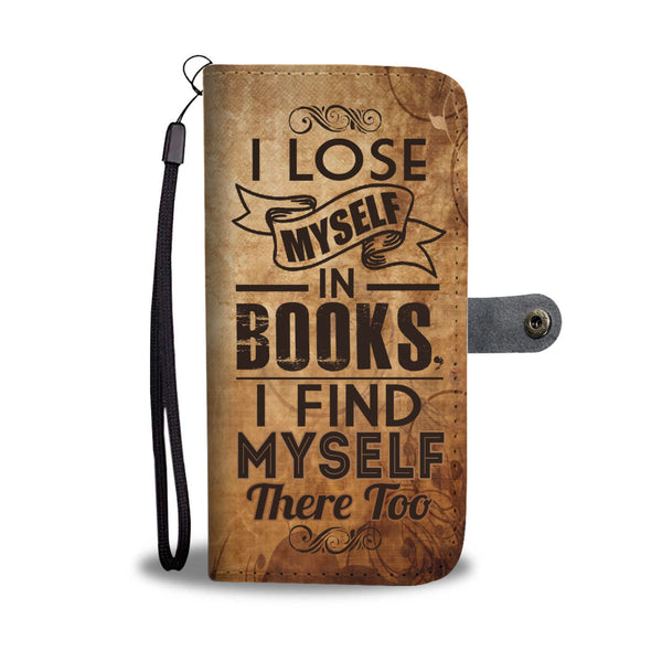 Premium Reading Lover Wallet Case