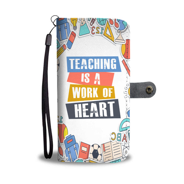 Teaching Lover Wallet Case