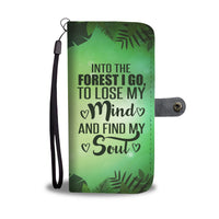 Find My Soul Wallet Case