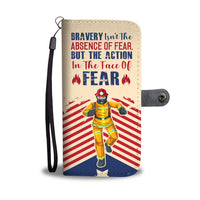 Firefighter Wallet Case