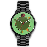 Premium Farm Lover Watch