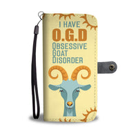 I Have O.G.D. Wallet Case